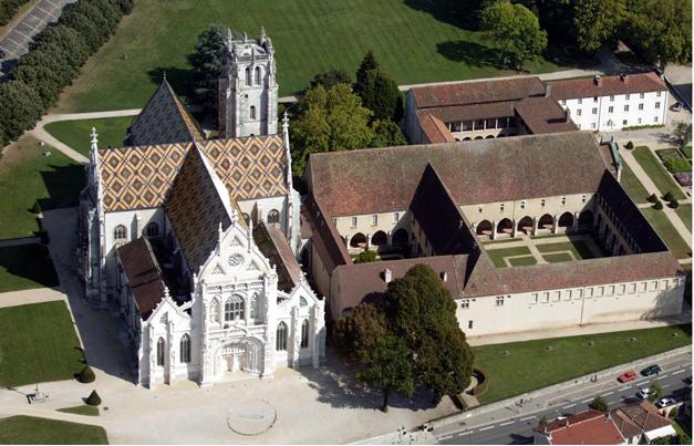Exposition au monastère royal de Brou : Quel Chantier ! Des bâtisseurs aux restaurateurs  Xyh6l