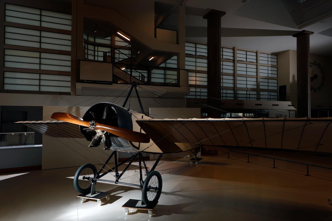 Air & Espace : le Musée du Bourget réouvre sa Grande Galerie Vzmtn